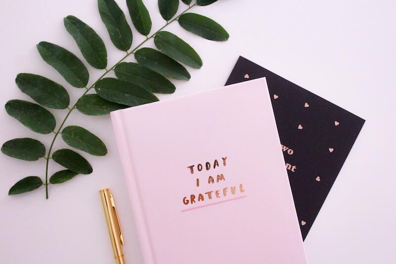 daily gratitude list