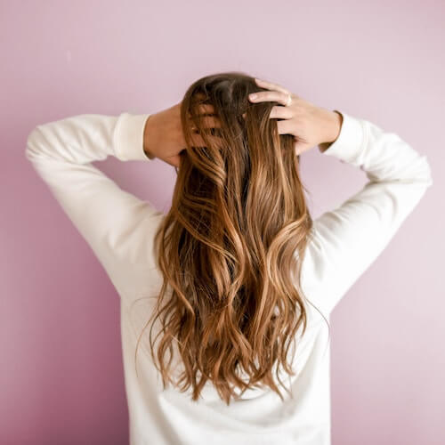repair damaged hair naturally