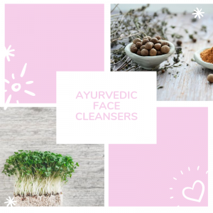 best ayurvedic cleansers for acne