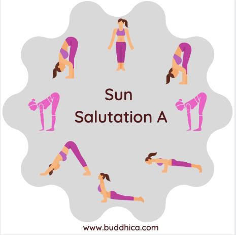 yoga for immunity sun salutations