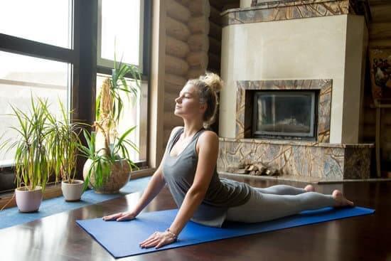 Cobra pose- yoga for immunity