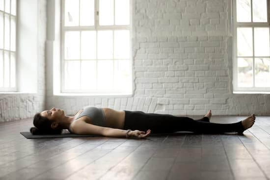 Corpse pose- Yoga for immunity