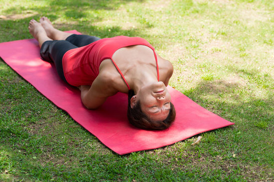 Fish pose: Yoga for immunity