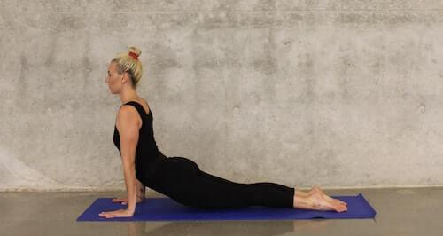 Increase immunity Yoga