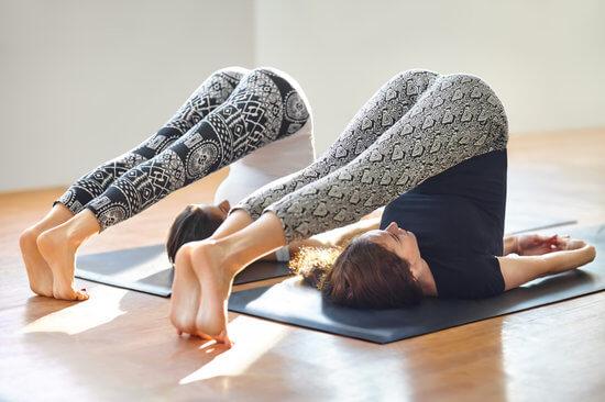 Plough pose- yoga for immunity