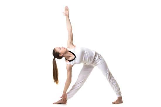 trikonasana- yoga for immunity