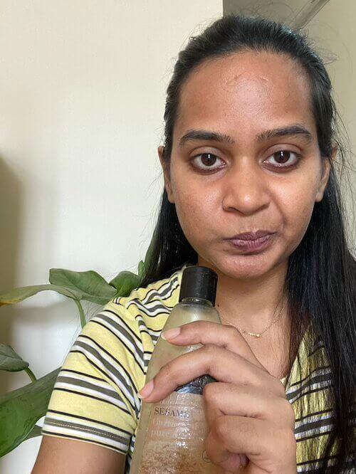 Dinacharya- Oil Pulling
